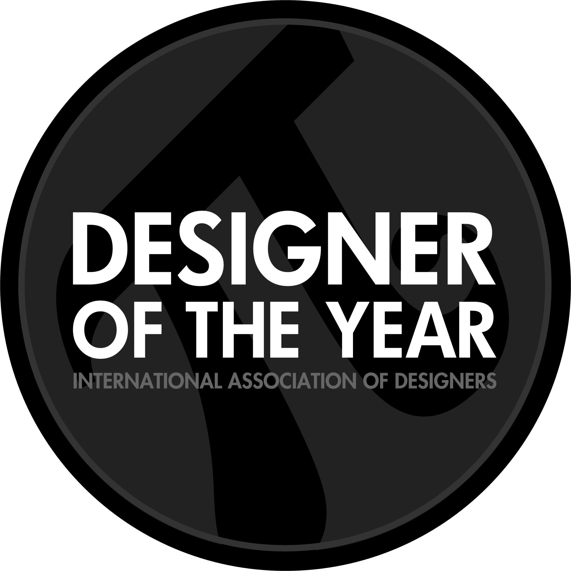 Download Designer of the Year Award Logo. Designer of the Year